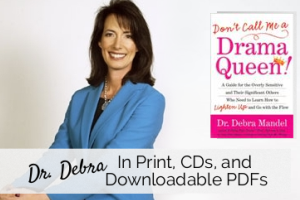 Dr. Debra Mandel, Author